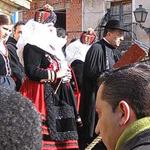 Fiesta de las Águedas Zamarramala Licencia Commmons by Michavilla Foto pequeña Segovia 5 de febrero