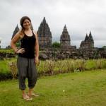 Templo de Prambana Yogyakarta Indonesia