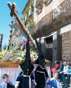 Cruz Triunfante de Jumilla Semana Santa de Jumilla Licencia Commons by Murcia Nazarena Ono