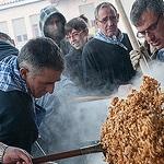 Fiesta del Olivo Mora Toledo Último domingo de abril Licencia Commons by Moreno Foto grande