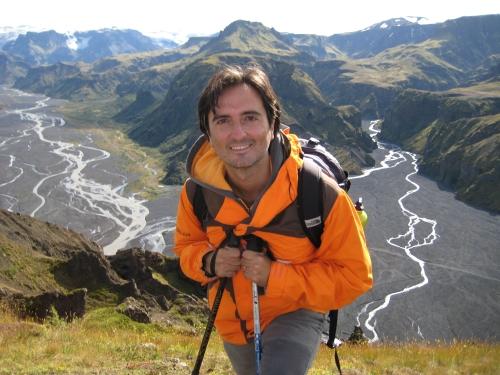 Jose A. Fuentes en Islandia