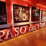 Museo del Paso del Fuego Fiesta del Paso del Fuego San Pedro Manrique Soria Junio Wikipedia Commons by Motta