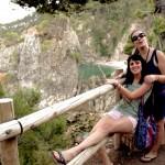 Disfrutando de las calas de la Costa Brava (Gerona - España)